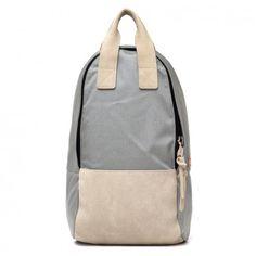 Buddy Tote Backpack Long Grey