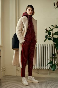 Bally  #VogueRussia #readytowear #rtw #springsummer2018 #Bally #VogueCollections