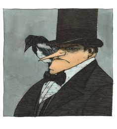 Penguin by Gabriel Hernandez Walta