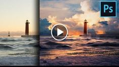 Add Clouds and Dramatic Colors to Landscapes in Photoshop http://videotutorials411.com/add-clouds-and-dramatic-colors-to-landscapes-in-photoshop/ #Photoshop #adobe #lightroom #graphicdesign #photography