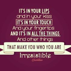 Irresistible - One Direction :)x