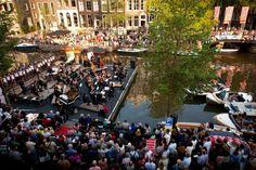 Amsterdam nieuws en fotos op Telegraaf-Reiskrant,grachtenfestival 2014