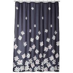 Saturday Knight Ltd. Josie Fabric Shower Curtain