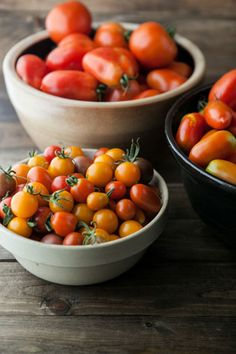 A Collection of Tomato Recipes from Gourmet