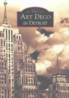 Art Deco in Detroit