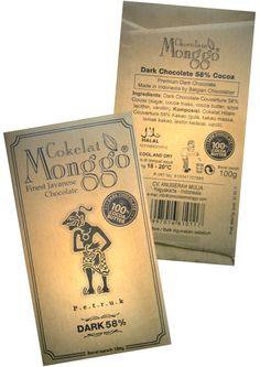 Coklat Monggo, Indonesia.
