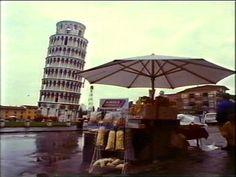 "Piazza dei Miracoli, Pisa, in ""Fingers"""