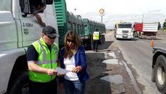 NOTICIAS | Transporte Carga de Argentina y Chile  Noticias | Transporte carga Controlan el transporte minero