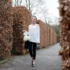New Preview on Instagram:  #springstyle #zarashoes #fashionblogger_de #ootd #karlsruhe