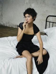 Audrey Tautou french beauty