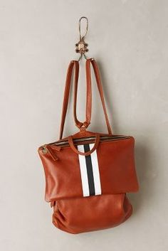 Clare V Agnes Backpack Cedar One Size Bags
