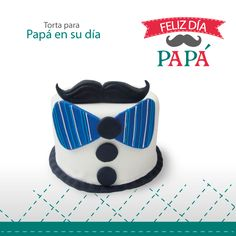 Torta para Papá en su día