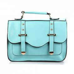 96782f2e6c  10.69 Vintage Style Women s Tote Bag With Rivets and Covered Closure Design  Cheap Tote Bags