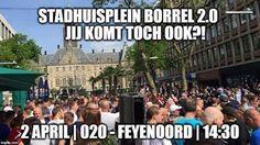 Feyenoord is my life Feyenoord Borrel 02-04-2017   Feyenoord is my life,laatste Feyenoord nieuws