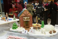 Gingerbread Lane 2014 - Hyatt Regency Vancouver