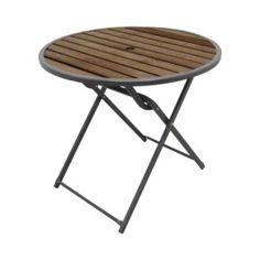 "Threshold™ Bryant 32"" Folding Bistro Table"