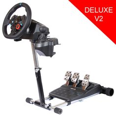 Wheel Stand Pro for Logitech G25/G27 Racing Wheel - DELUXE - Product - Wheelstandpro