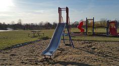 Heritage Park, Upper Canada Drive, Sarnia, Ontario.  November 25, 2015.