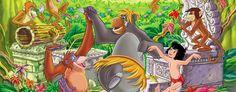 """Een Jungle rollen spel, dit is ideaal voor de bonte avond! een act waar de leiding """"voor schut"""" wordt gezet voor de kids. Perfect voor het kamp thema Jungle"""