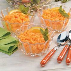 Whipped Carrot Salad Recipe