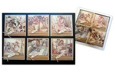 Notecard Gift Set - 'Alice in Wonderland' £8.00