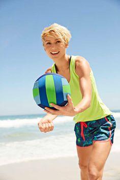 Zobacz sposoby na udane lato na: http://radoscodkrywania.tchibo.pl/8-sposobow-na-udane-lato #tchibo #tchibopolska #wakacje #plaża #lato #piłka #siatkówka