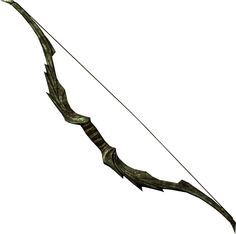 Orcish Bow - The Elder Scrolls Wiki