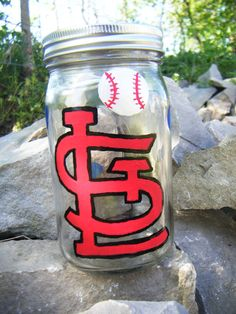 St. Louis Cardinals jar!!!