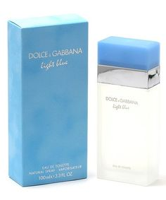 This Light Blue 3.3-Oz. Eau de Toilette - Women is perfect! #zulilyfinds