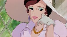 Gina: belleza, fuerza y determinación. Hayao Miyazaki, Old Anime, Manga Anime, Anime Art, Studio Ghibli Art, Studio Ghibli Movies, Castle In The Sky, Cute Cartoon Wallpapers, Character Drawing