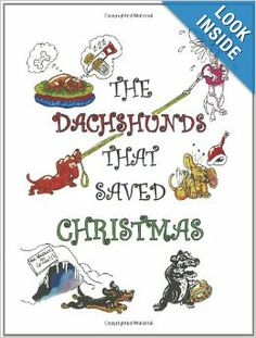 The Dachshunds That Saved Christmas