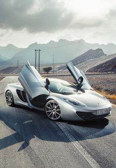 Mc Laren MP4 12C ❇