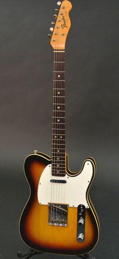 1967 Fender Custom Telecaster