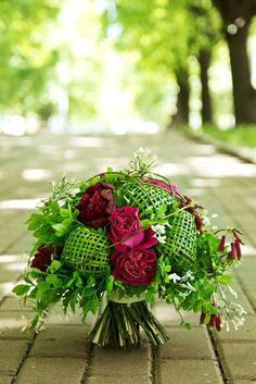 Студия флористики Slava Rosca, Tropical bouquet http://slavarosca.ru/bouquet-tropical