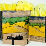 Pastoral : With several locations in and around the Chicago area, Pastoral designs their retail stores to feel like little European shops that sell artisan cheese, bread, and wine. Using those delicious ingredients, Pastoral creates memorable sandwiches and salads, as well as gift baskets and catering trays. http://www.pastoralartisan.com/