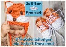 Sparset !! 2 E-Books: Fuchsmütze + Turnschuhe