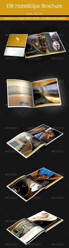 Aurum Elit Hotel Brochure - GraphicRiver Item for Sale Hotel Brochure, Travel Brochure, Corporate Brochure, Brochure Design, Brochure Template, Branding Design, Logo Design, Graphic Design, Corporate Design