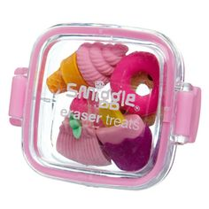 Image for Treats Eraser Mini Pack from Smiggle