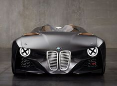 BMW 328 Hommage Concept Car Design Was Inspired by The Legendary 328 Model ~ Techno Worldz