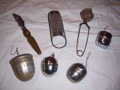 Vintage Kitchen Gadgets with Green Handles | vintage kitchen tools ...