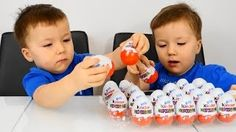 Fun for kids with Kinder surprise egg .Our kids love playground at home with surprise egg . Today we have family fun funny kids movie . Kinder egg - Family f. Kids Playing, Workshop, Children, Videos, Youtube, Eggs, Young Children, Boys Playing, Atelier
