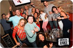 American Junkie Scottsdale hosts the #1 Wednesday Night 4 years running ... Come See the High Energy Wednesday Night Party of Old Town