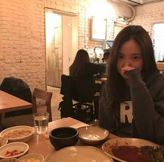 Naeun as girlfriend