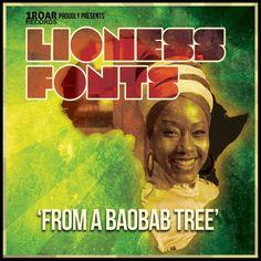 RAS Reggae Music Box: Lioness Font - I&I  (2015)