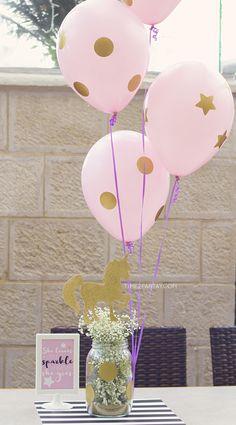 A Unicorn Birthday Party – Time2Partay.com