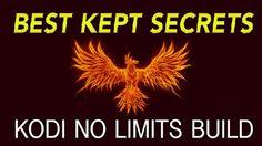 BEST SECRET KODI 17.5 BUILD SETTINGS!!! KODI NO LIMITS MAGIC BEST BUILD ...