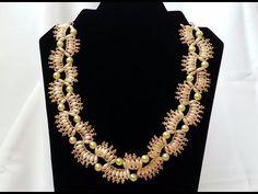 Бабочка вышитая бисером и бусинами/Butterfly embroidered with beads and beads - YouTube