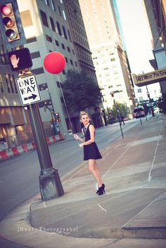 Take to the city streets. | 47 Brilliant Tips To Getting An Amazing Senior Portrait