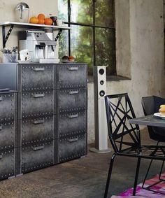 Stunning Spind Metallschrank Industrie Design Loft er Spind Schrank Rowac Strafor ra eBay