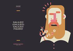 Illustration by Francesco Poroli #character #illustration